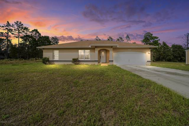 2689 SW 165th Avenue Road, Ocala, FL 34481 (MLS #565061) :: Pepine Realty