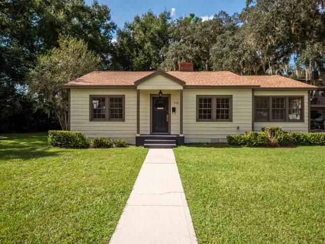 216 NE 12th Avenue, Ocala, FL 34470 (MLS #565090) :: Bosshardt Realty