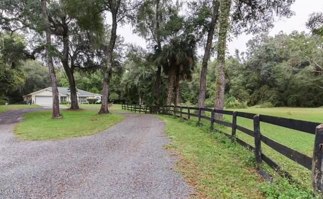 9 Needles Drive, Ocala, FL 34482 (MLS #565245) :: Pepine Realty