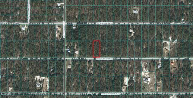 0 SW Nautilus Boulevard, Dunnellon, FL 34431 (MLS #565432) :: Bosshardt Realty