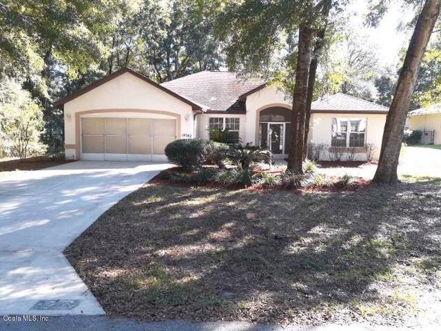 19382 SW 100th Loop, Dunnellon, FL 34432 (MLS #565446) :: Globalwide Realty