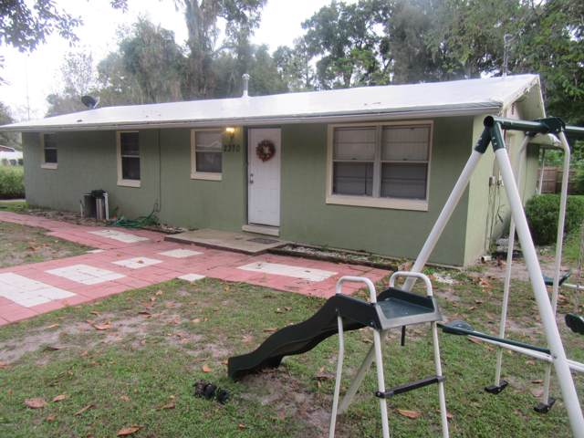 2370 SW 7th Street, Ocala, FL 34471 (MLS #565538) :: Bosshardt Realty