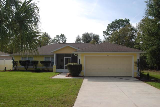 14214 SW 18th Place, Ocala, FL 34481 (MLS #565596) :: The Dora Campbell Team
