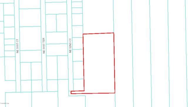 00 NE 52nd Court, Citra, FL 32113 (MLS #565621) :: Pepine Realty
