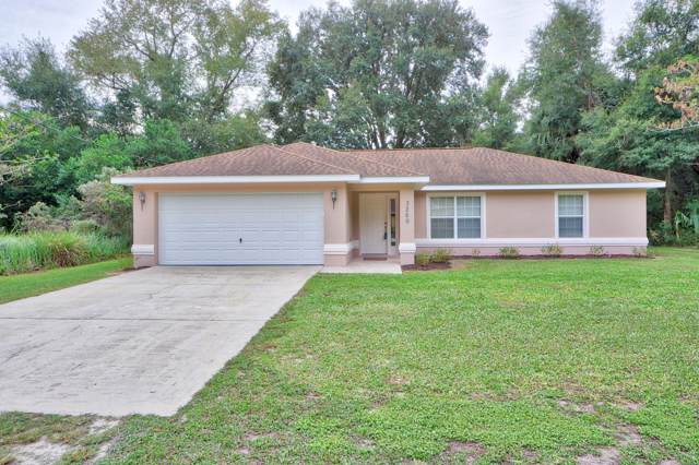 3260 SE 140th Place, Summerfield, FL 34491 (MLS #565681) :: The Dora Campbell Team