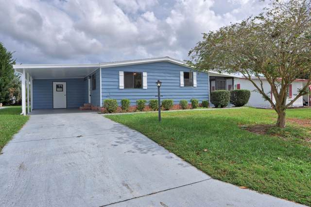 1011 Karney Drive, Lady Lake, FL 32159 (MLS #565689) :: Realty Executives Mid Florida