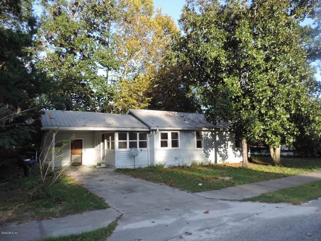 5805 SE Babb Road, Belleview, FL 34420 (MLS #565746) :: Bosshardt Realty