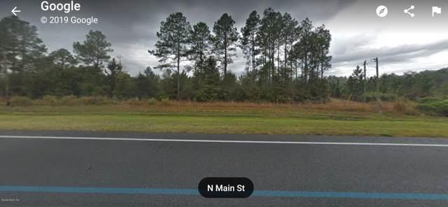 9814 NE Us Hwy 301, Waldo, FL 32694 (MLS #565807) :: Bosshardt Realty