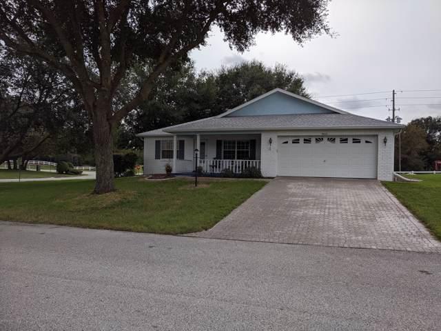 9662 SW 97th Lane, Ocala, FL 34481 (MLS #565815) :: Bosshardt Realty