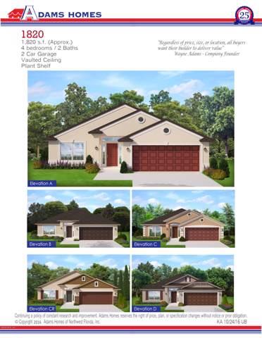 3013 NE 25th Street, Ocala, FL 34470 (MLS #565830) :: Realty Executives Mid Florida