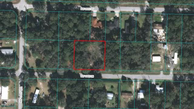 00 NW 19th Lane, Ocala, FL 34482 (MLS #565851) :: The Dora Campbell Team
