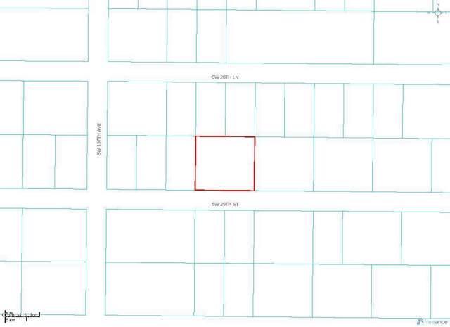 0 SW 29th Street, Ocala, FL 34471 (MLS #565863) :: Better Homes & Gardens Real Estate Thomas Group