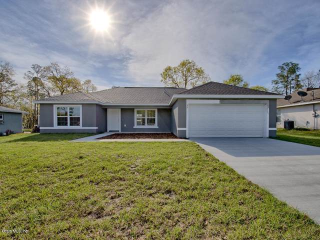 1948 St. Benedict Drive, Dunnellon, FL 34432 (MLS #565946) :: Realty Executives Mid Florida