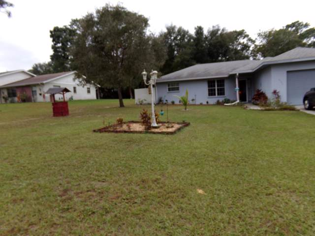 8392 SW 203rd Court, Dunnellon, FL 34431 (MLS #565979) :: Globalwide Realty