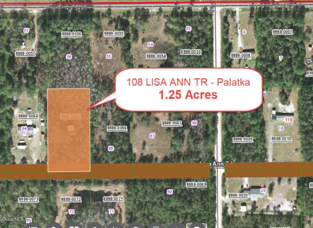 108 Lisa Ann Trail, Palatka, FL 32177 (MLS #566033) :: Better Homes & Gardens Real Estate Thomas Group
