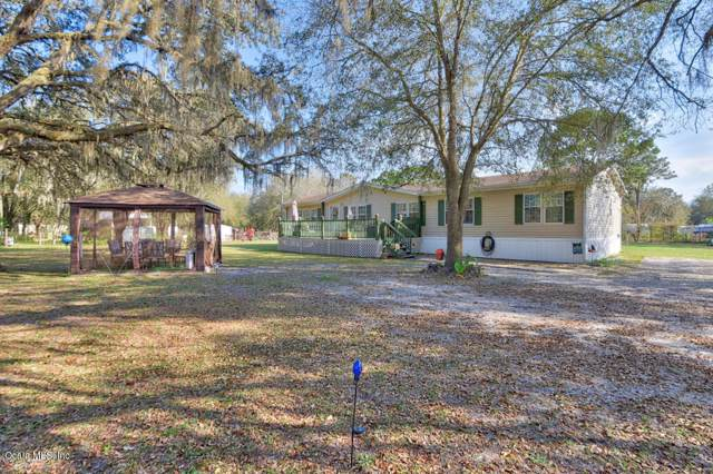 21930 SE 63rd Place, Morriston, FL 32668 (MLS #566049) :: Pepine Realty