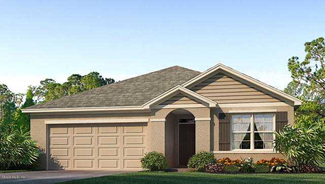 227 Hickory Course Radial, Ocala, FL 34472 (MLS #566060) :: Bosshardt Realty