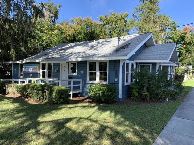 910 NE 8th Avenue, Ocala, FL 34470 (MLS #566219) :: The Dora Campbell Team
