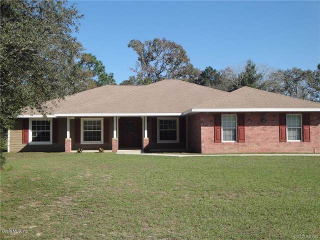 3757 W Fireside Lane, Dunnellon, FL 34433 (MLS #566276) :: Bosshardt Realty
