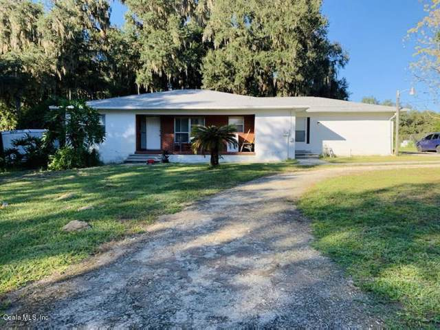 14225 SE 155th Street, Weirsdale, FL 32195 (MLS #566295) :: Better Homes & Gardens Real Estate Thomas Group
