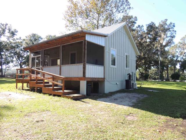21295 NW 106 Court Road, Micanopy, FL 32667 (MLS #566300) :: Better Homes & Gardens Real Estate Thomas Group