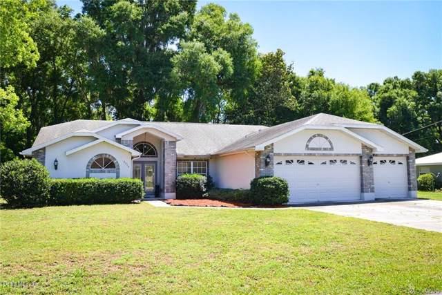 2317 S Carnegie Drive, Inverness, FL 34450 (MLS #566308) :: Bosshardt Realty