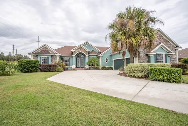 4879 SW 102nd Lane Road, Ocala, FL 34476 (MLS #566344) :: The Dora Campbell Team