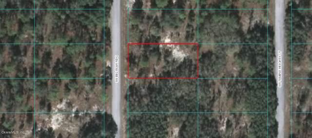 00 SW Big Bear Ridge, Dunnellon, FL 34431 (MLS #566383) :: Bosshardt Realty
