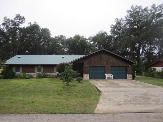2120 SE 175th Terrace, Silver Springs, FL 34488 (MLS #566390) :: The Dora Campbell Team