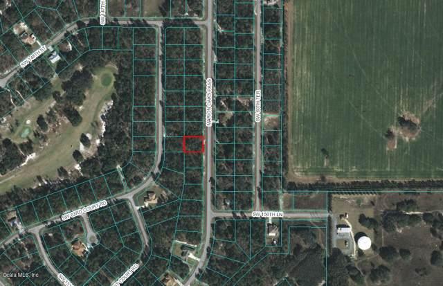 TBD Marion Oaks Pass, Ocala, FL 34472 (MLS #566462) :: Realty Executives Mid Florida