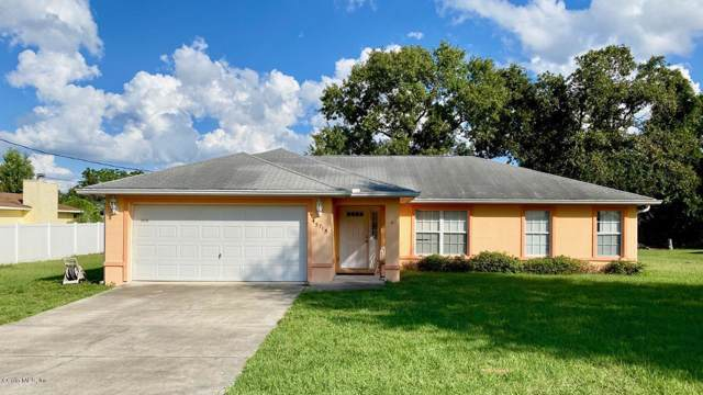 15715 SE 92nd Avenue, Summerfield, FL 34491 (MLS #566577) :: The Dora Campbell Team