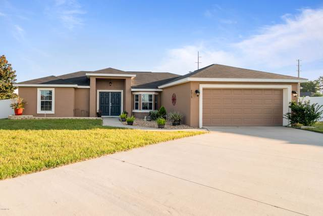 4915 SW 99th Place, Ocala, FL 34476 (MLS #566645) :: Bosshardt Realty