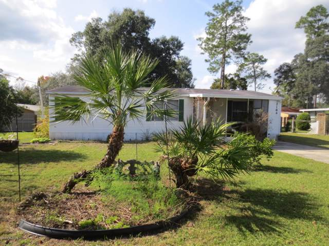 2184 SE 173rd Court, Silver Springs, FL 34488 (MLS #566733) :: The Dora Campbell Team