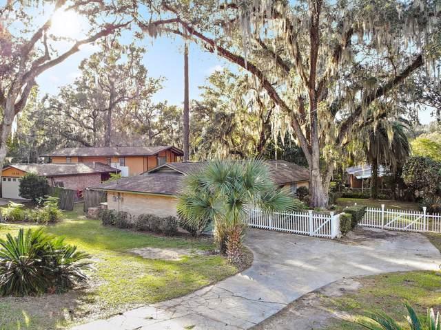 1014 NE 13th Avenue, Ocala, FL 34470 (MLS #566792) :: Bosshardt Realty
