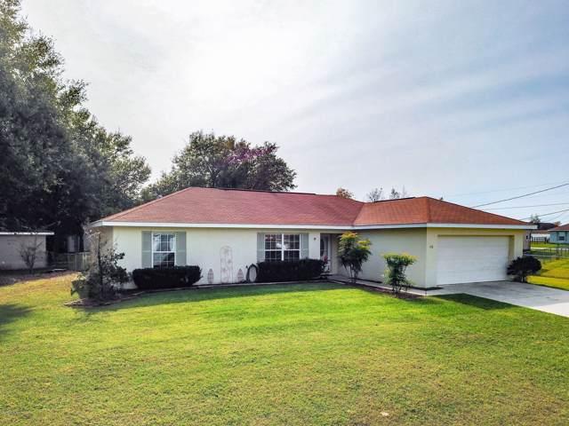 156 Juniper Way, Ocala, FL 34480 (MLS #566809) :: The Dora Campbell Team