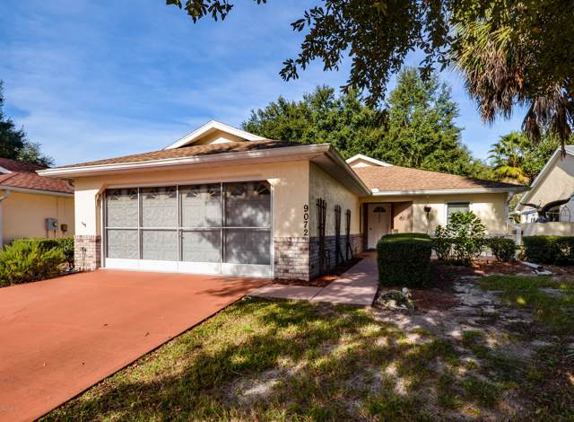 9072 SW 91st Circle, Ocala, FL 34481 (MLS #566854) :: The Dora Campbell Team