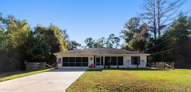 16 Locust Circle, Ocala, FL 34472 (MLS #566881) :: The Dora Campbell Team