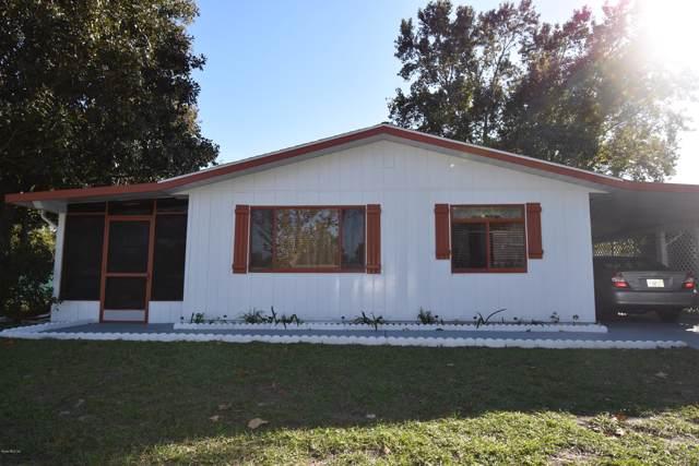 9622 SW 101st Place, Ocala, FL 34481 (MLS #566935) :: Bosshardt Realty