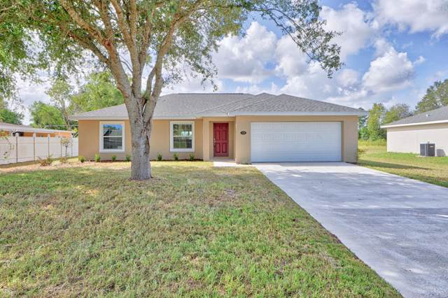 13306 SW 29th Circle, Ocala, FL 34473 (MLS #566980) :: Realty Executives Mid Florida