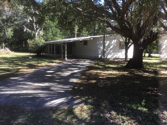 301 SW 156th Ct Court, Ocala, FL 34481 (MLS #566995) :: The Dora Campbell Team