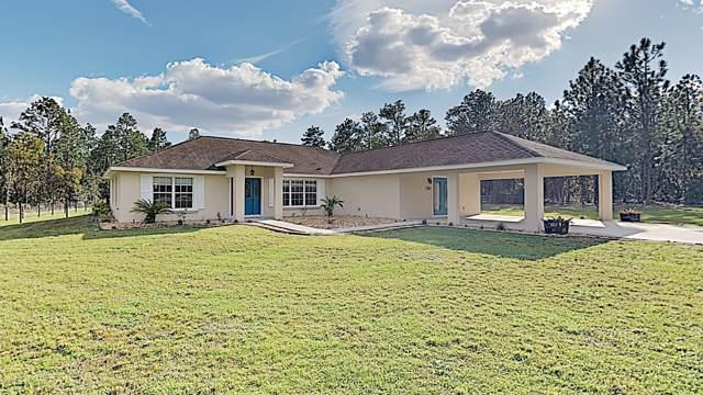 12948 SW 62nd Street Road, Ocala, FL 34481 (MLS #567023) :: Bosshardt Realty