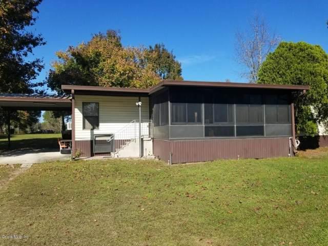7545 SW 14th Street, Ocala, FL 34474 (MLS #567048) :: The Dora Campbell Team