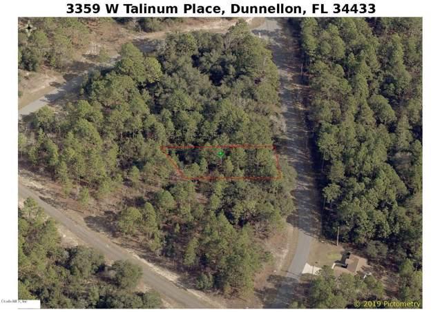 3359 W Talinum Place, Citrus Springs, FL 34433 (MLS #567102) :: The Dora Campbell Team
