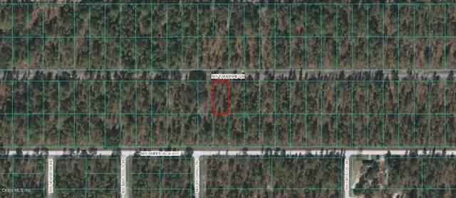 00 NW Tamarind Lane, Dunnellon, FL 34431 (MLS #567117) :: Better Homes & Gardens Real Estate Thomas Group