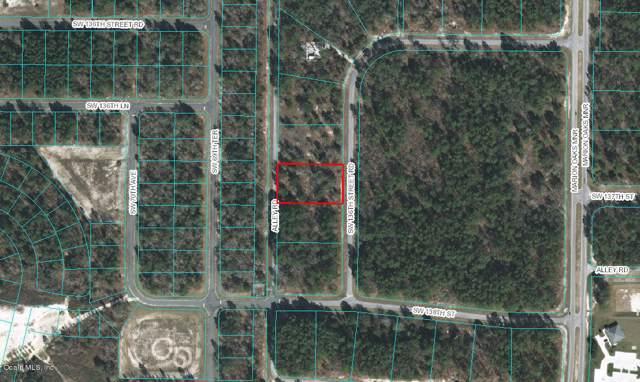 0 SW 138 Street Road, Ocala, FL 34473 (MLS #567119) :: Better Homes & Gardens Real Estate Thomas Group