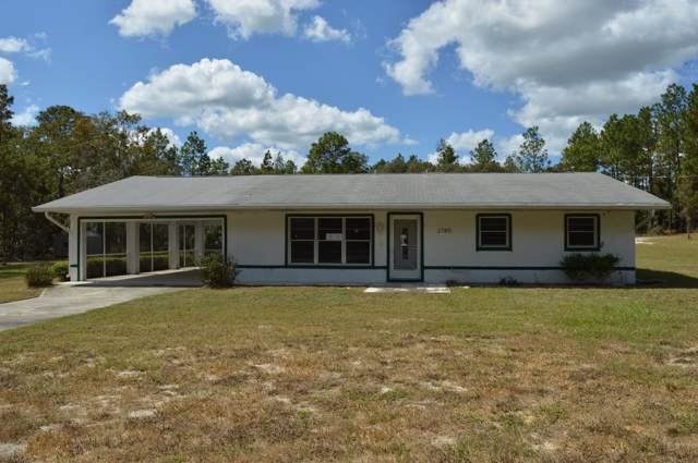 2780 SW Timberlake Road, Dunnellon, FL 34431 (MLS #567140) :: The Dora Campbell Team