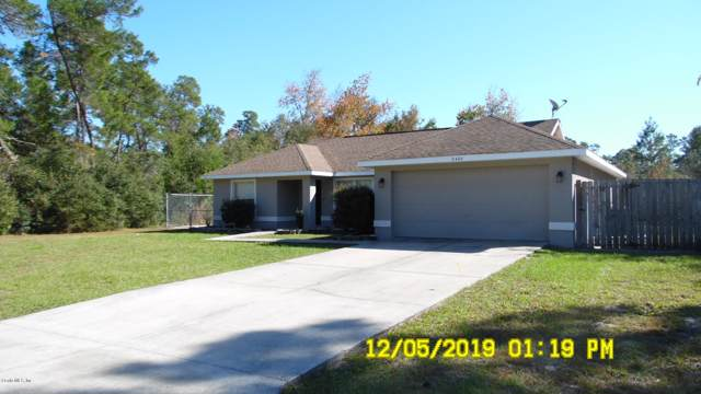 2420 SW 158 Street Road, Ocala, FL 34473 (MLS #567162) :: Better Homes & Gardens Real Estate Thomas Group