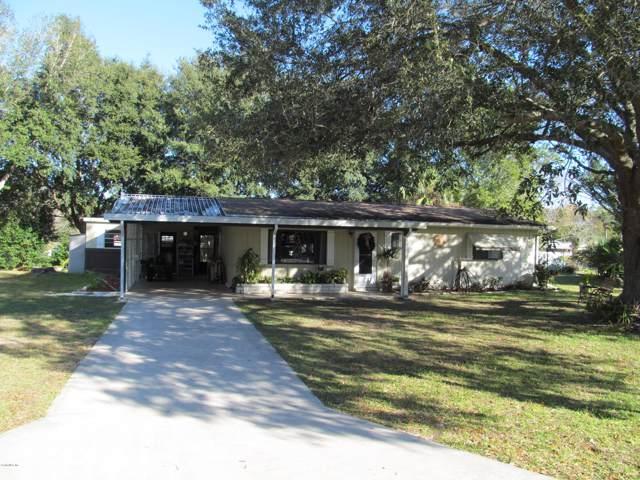 8917 SW 101st Lane, Ocala, FL 34481 (MLS #567192) :: Bosshardt Realty