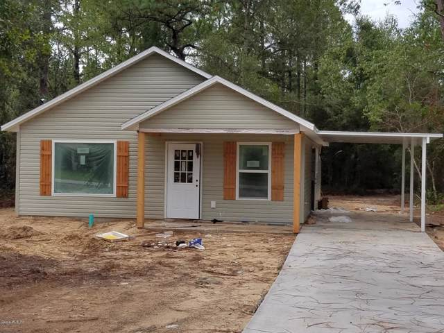 65 Magnolia Drive, Ocklawaha, FL 32179 (MLS #567196) :: Better Homes & Gardens Real Estate Thomas Group