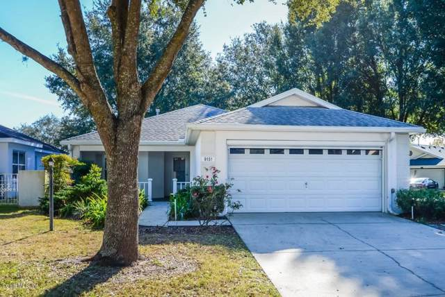 9151 SW 94th Court, Ocala, FL 34481 (MLS #567207) :: Realty Executives Mid Florida